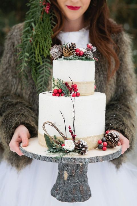 80 Beautiful Christmas Wedding Ideas