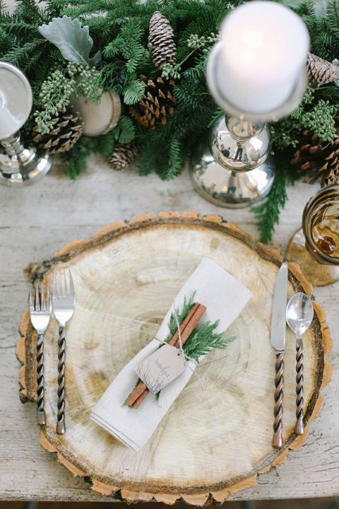 35 Beautiful Christmas Wedding Tablescapes