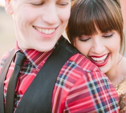 50 Adorable Plaid Wedding Ideas