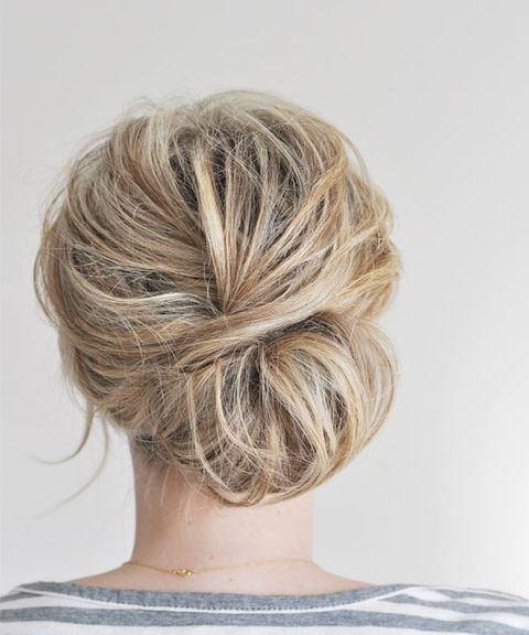 35 Stunning Wedding Side Updos | HappyWedd.com