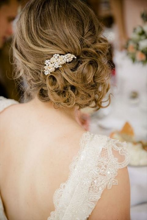 35 Stunning Wedding Side Updos