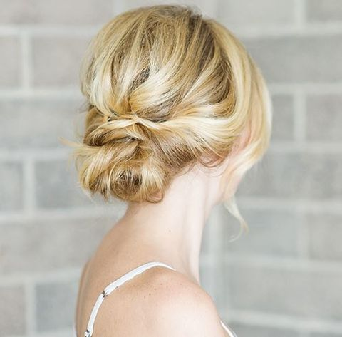 16 DIY Wedding Updos To Make Yourself