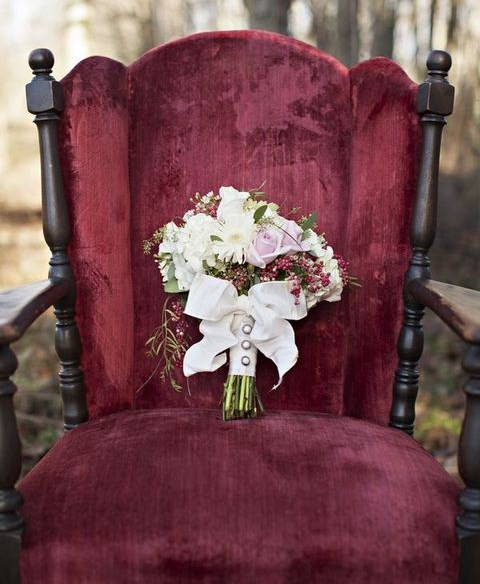 Pantone's 2015 Color: 100 Marsala Wedding Ideas