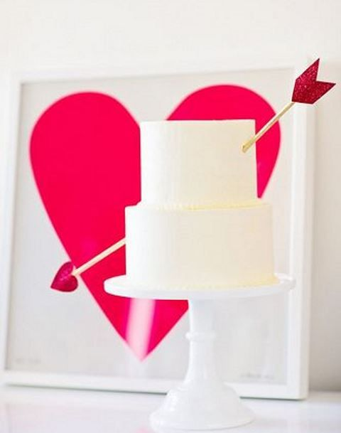 37 awesome valentine's day wedding cakes | happywedd, Ideas