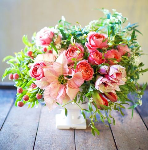 16 Chic DIY Floral Wedding Centerpieces