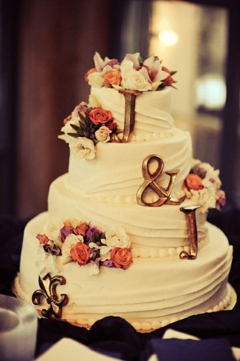 Wedding Ideas Using Initials | Lansdale Wedding Venues