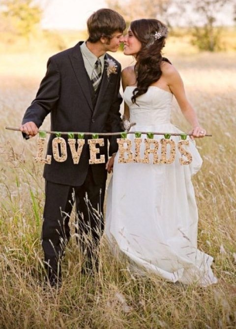 56 Love Birds Wedding Ideas You'll Love
