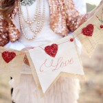 30 Cute Valentine's Wedding Decor Details