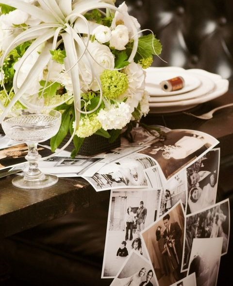 24 DIY Wedding Table Runners You Can Easily Make