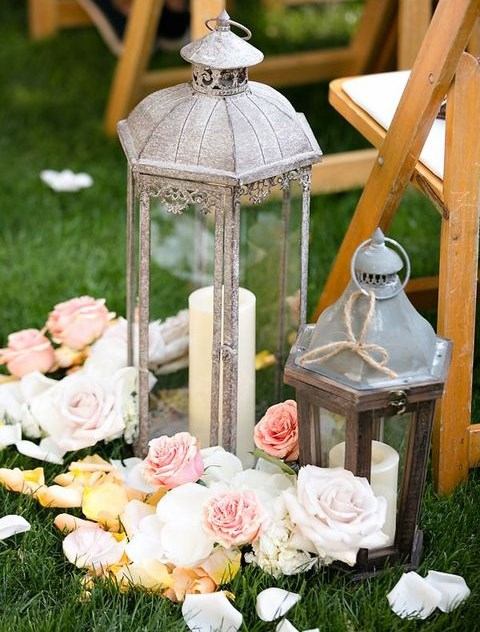 50 Romantic Candle Lanterns For Your Wedding
