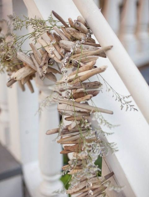 64 Driftwood Wedding Decor Ideas To Rock