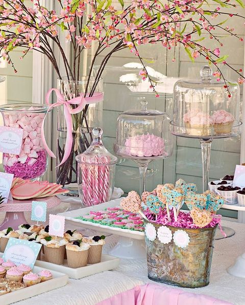 43 Cool Spring Bridal Shower Ideas Happywedd Com