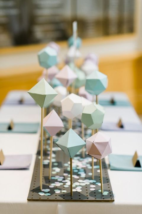 41 Trendy Origami Wedding Ideas