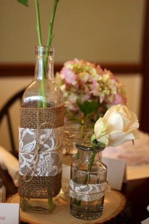 Creative and cute rustic bridal shower ideas