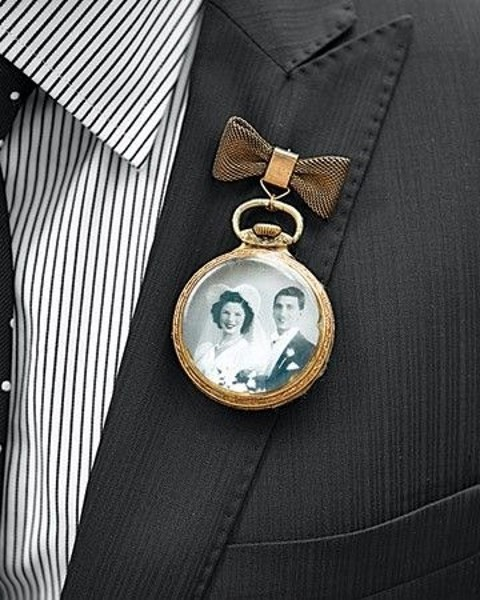 50 Unique Boutonnieres For Grooms And Groomsmen