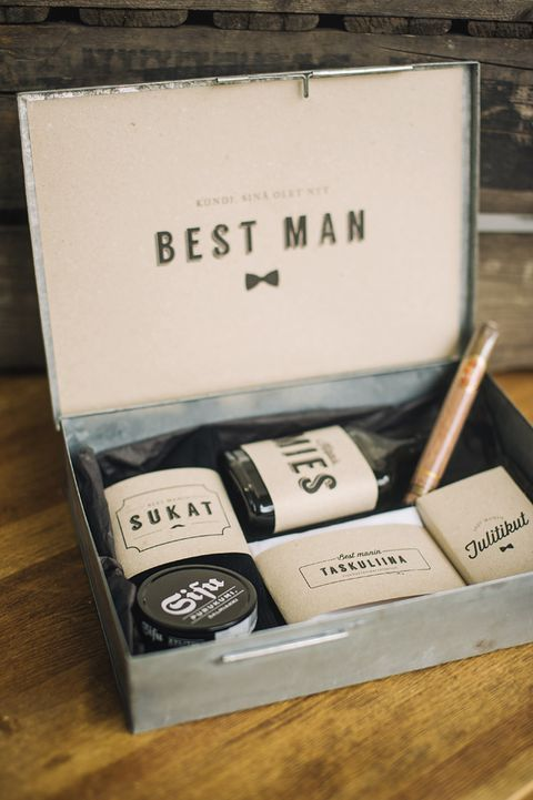 10 Cool DIY 'Will You Be My Groomsman' Ideas