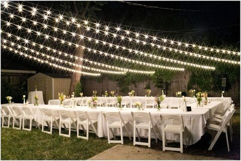 55 Backyard Wedding Reception Ideas Youll Love