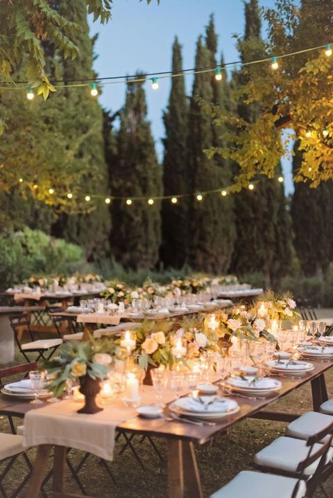 Ideas For A Backyard Wedding | Wedding Gallery
