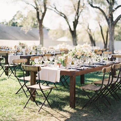 Backyard Wedding Reception Ideas Youll Love HappyWeddcom - Cheap backyard wedding ideas