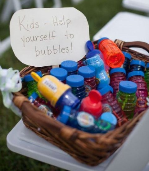 40 Fun And Bright Kid-Friendly Wedding Ideas