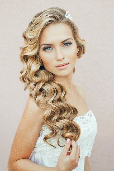 51 Striking Long Wedding Hair Ideas