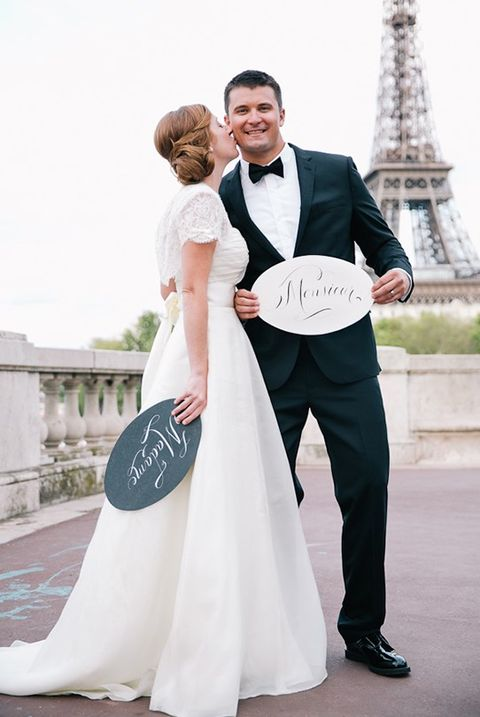 70 Gorgeous And Chic Paris Wedding Ideas