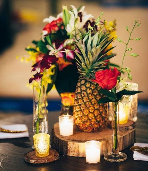 85 Very Fun Pineapple Wedding Ideas
