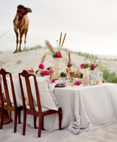 80 Eye-Catching Desert Wedding Ideas