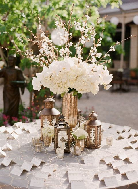 61 Timeless Metallic Wedding Ideas