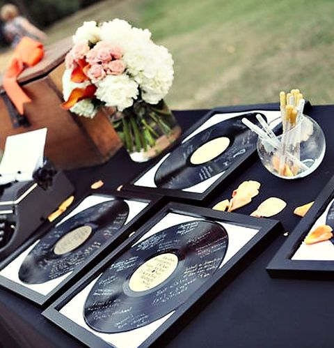 72 Fun And Creative Music Lovers Wedding Happywedd