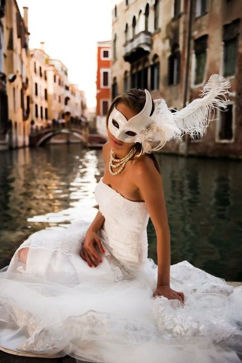 62 Romantic Venice Destination Wedding Ideas