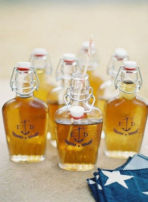 37 cool drinkable wedding favors ideas happywedd 37 cool drinkable wedding favors ideas junglespirit Gallery