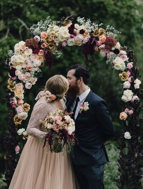 47 enchanting fall garden wedding ideas happywedd by mia workwithnaturefo