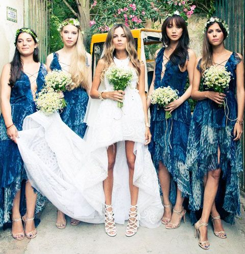 60 Playful High Low Wedding Dresses