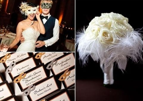 60 Original Masquerade Wedding Ideas Happywedd