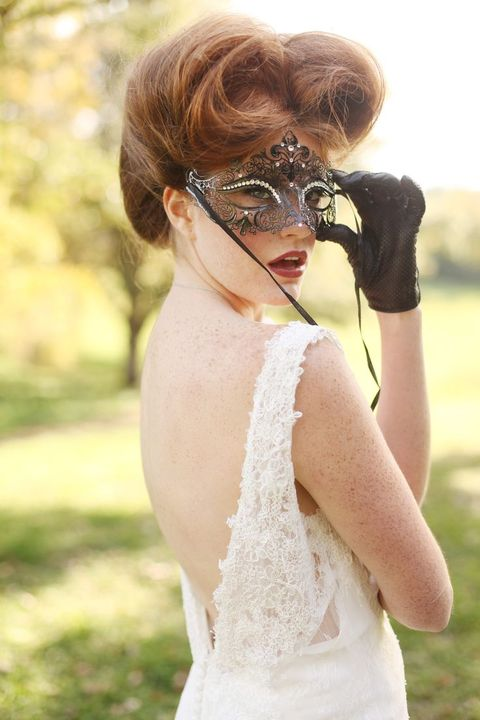 60 Original Masquerade Wedding Ideas