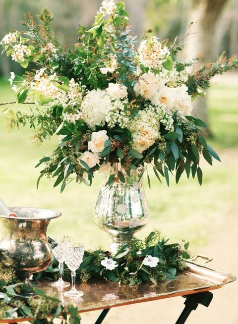 40 Charming Vintage Wedding Centerpieces Happywedd Com
