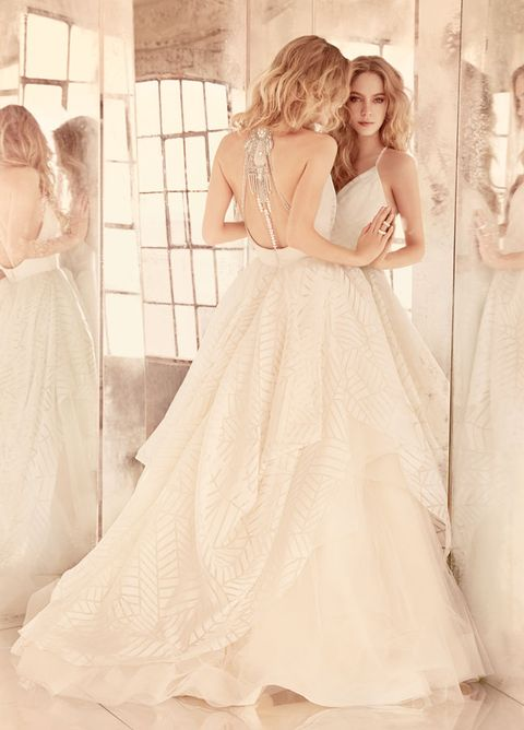 50 Best Wedding Gowns By Hayley Paige | HappyWedd.com