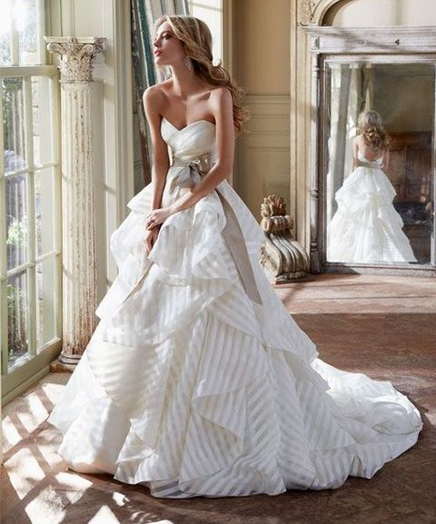 50 Best Wedding Gowns By Hayley Paige