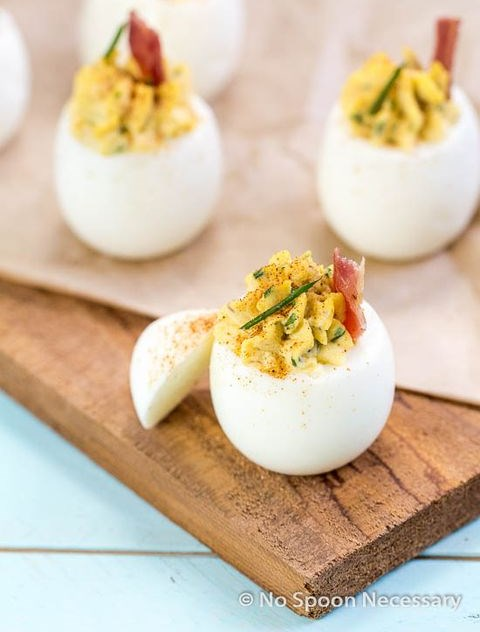 Wedding Appetizers: 24 Easy Deviled Eggs Recipes