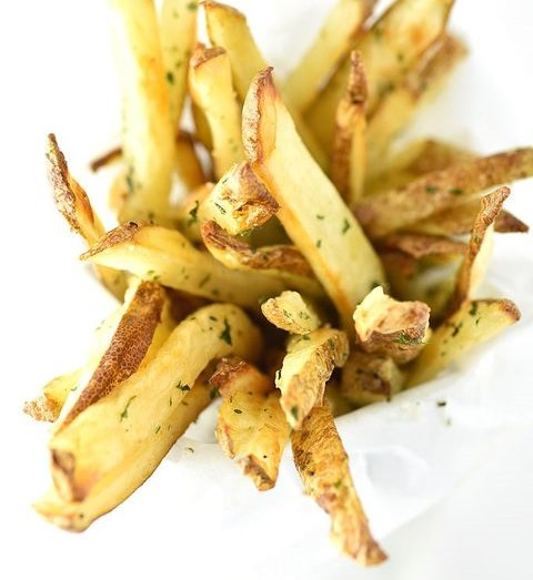 Wedding Appetizers: 20 Tasty Fries From Different Ingredients