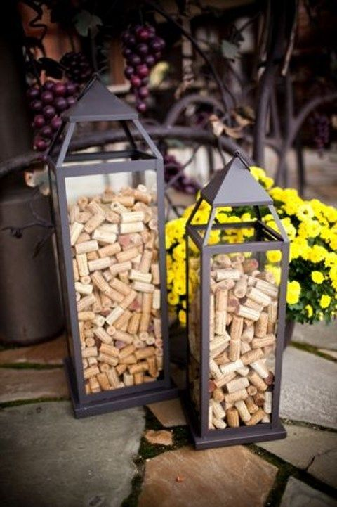 35 original and budget savvy wine cork wedding ideas
