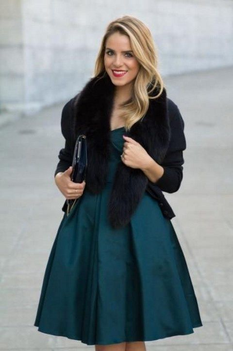 32 winter wedding guest outfits you should try for Dress wedding guest winter