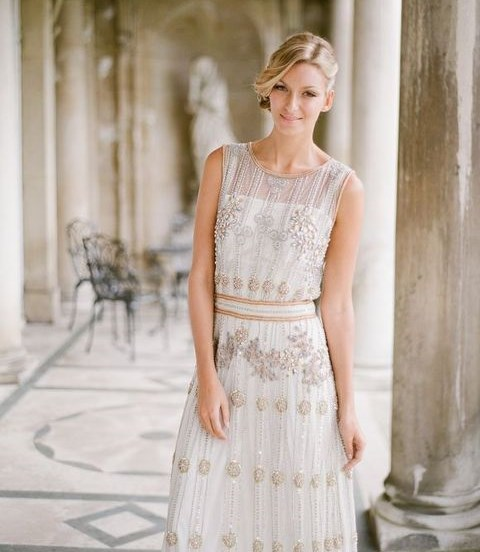 48 Gorgeous Art Deco Bridal Gowns That Wow