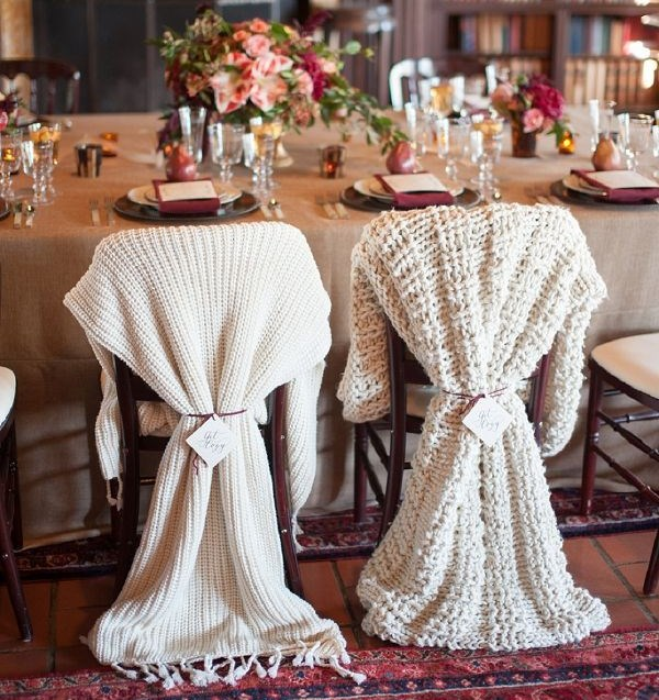 43 Stunning Cold Weather Wedding Ideas