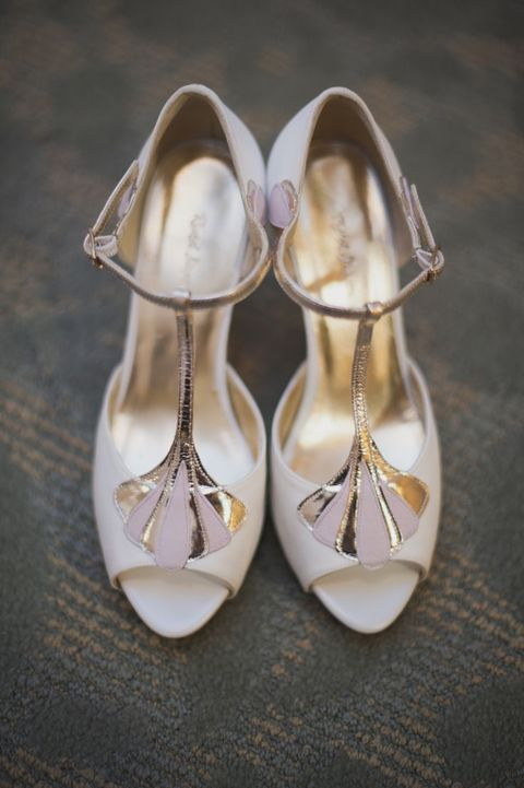 32 chic art deco wedding shoes ideas to rock for Shoe sculpture ideas