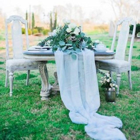 Pantone's 2016 Color: 63 Serenity Wedding Ideas