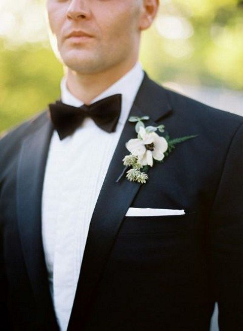 30 Stylish Art Deco Groom Looks