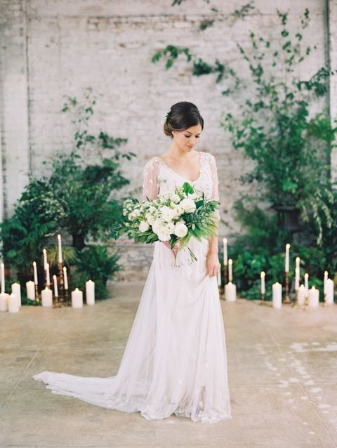 100 Gentle And Refined Botanical Wedding Ideas