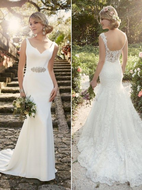 120 Stunning Spring 2016 Wedding Dresses That Excite | HappyWedd.com
